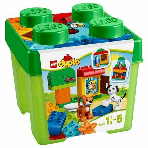 """Set de Regalos """"Todo en Uno"""" - LEGO DUPLO  10570 - NUEVO"""