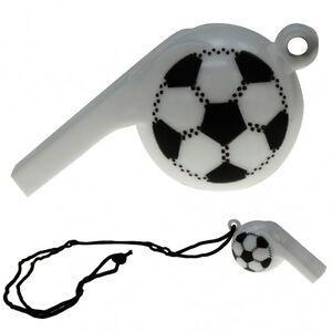 Business & Industrie Trillerpfeife Fußball Halsband Fussball Trillerpfeifen Sport Spielzeug Pfeife