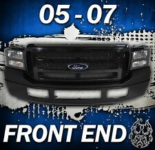 05-07 F250-F350 Ford SuperDuty Front End Conversion Fits 99-04