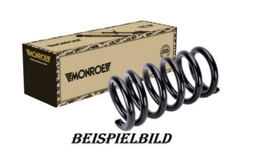 Monroe SE3415 Feder Fahrwerksfeder Vorne OPEL MERIVA B ZAFIRA B 1.3D-1.8