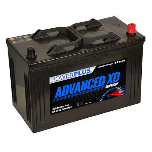 Advanced Type 663 110ah 3 YEAR WARRANTY Boat Engine Starter Battery 800cca