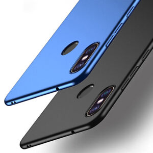 cheaper 6dfd9 47f67 Details about For Xiaomi Mi A2 Lite Note 5 Pro Shockproof Full Cover Slim  Matte Hard Back Case