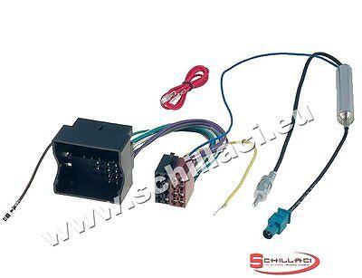 Cavo Adattatore Iso + Fakra Amplificato Autoradio Per Opel Materiales Superiores
