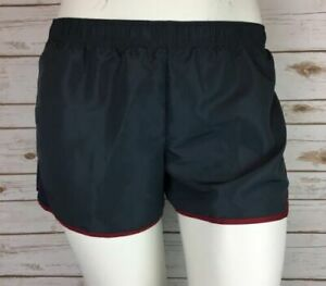 20 Women/'s Athletic Works Shorts for Running Gym Fitness Liner Black Size 2XL