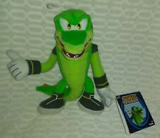 Vector Crocodile Sonic The Hedgehog 8 Plush Tomy With Tags For Sale Online Ebay