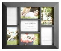 Mcs Bridgeport 14x16 Collage Picture Frame Holds (7) 4x6 Photos