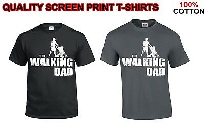 The Walking Dad Evolution Funny Sarcastic Fathers Parody Hoodie Gift Idea