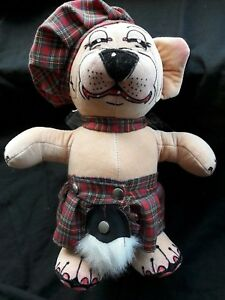 Details about bonzo merrythought limited edition soft toy