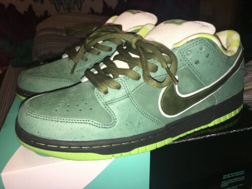 """concepts x nike sb dunk low pro """"green lobster"""" *S"""