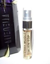 Alien Thierry Mugler Eau De Parfum 5ml Glass Sample for Travel EDP Spray 0.17oz