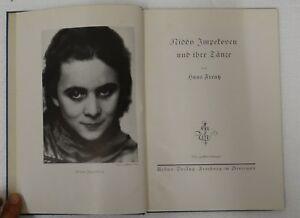 Niddy-Impehoven-und-ihre-Taenze-2-Auflage-1930-Buch-von-Hans-Frentz-B9193