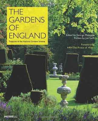 The Gardens of England - Hardcover NEW Plumptre, Georg 2013-04-18