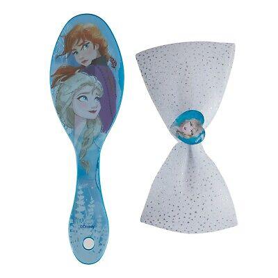Slide Headband Hair Set NEW Official Disney Frozen Girls Elsa /& Anna Bobble