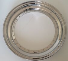 "BBS RS/RM Radinox Lips 15""x2.0"" 30 Bolt Hole"