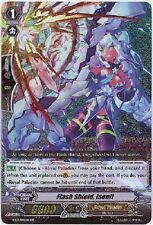 Cardfight! Vanguard TCG English Version BT01/011 RR Flash Shield,Iseult