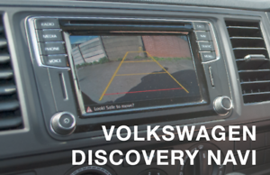 Details about Reverse Camera Integration Kit to fit VW Caddy 2016 on with  Discovery Navi