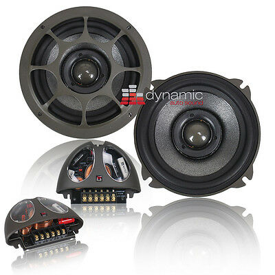 morel hybrid integra  car audio coaxial speakers   wcrossovers   ebay