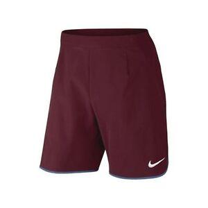 9 Ebay Nike Shorts Maroon Men's Tennis Night UB665Owq