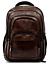 miniatura 16 - Zaino Uomo Pelle Grande Lavoro Porta Pc Moda Viaggio Multitasche Comodo Capiente