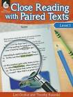 Close Reading with Paired Texts Level 1: Engaging Lessons to Improve Comprehension by Lori Oczkus, Timothy Rasinski (Paperback, 2015)