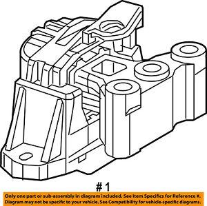 Jeep-CHRYSLER-OEM-15-18-Renegade-Engine-Torque-Strut-Mount-68363755AA