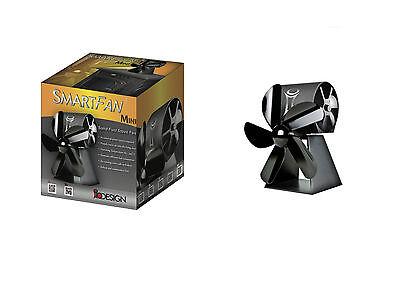 Mini SmartFan New Self Powered Silent Efficient Air Heat Circulation Smart Fan