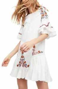 5c0b69272ae2 Image is loading NWT-Free-people-Pavlo-Babydoll-Dress-Retail-128
