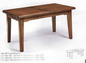 Tavolo in legno arte povera tavoli cucine soggiorno cucina sedia classico sedie ebay - Tavolo ovale allungabile arte povera ...