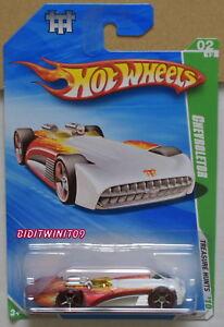 Hot Wheels 2010 Normalgröße Schatzsuche Chevroletor #02/12 W Auswahlmaterialien Modellbau