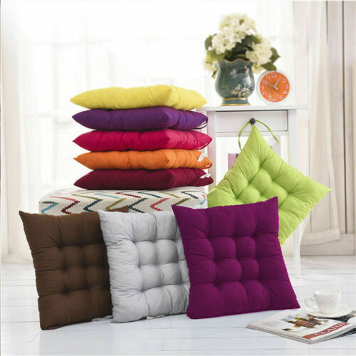 Cushion Seat Pads Chair Dining Garden Patio Office Chair Tie Outdoor//Home Decor