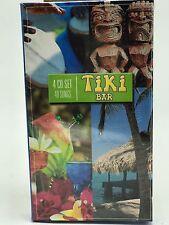 Tiki Bar 4 CD SET 48 Songs Island Jam Band New Sealed