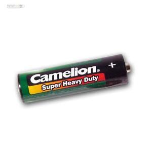 4er-Blister-Camelion-Batterien-Mignon-AA-R6-LR6-UM3-MN1500-Batterie-Zink-Kohle