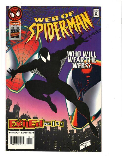 Web of Spider-Man #128 (VF+) (Marvel 1995)