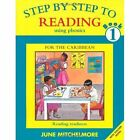 Step-by-step to Reading: Bk. 1: Reading Readiness by June Mitchelmore (Paperback, 1995)