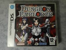 DUNGEON EXPLORER NINTENDO NDS DS DSi 3DS 2DS PAL ITA ITALIANO COMPLETO LIKE NEW