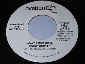 Eddie-Houston-Away-From-Home-45-Funk