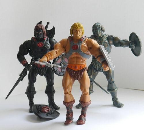Masters of the Universe MOTU Classics Anti Eternia Nemesis Loose He-Man series