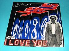 Odee Elosiebo - Jesus I Love You LP (Soki Records SKLP 2) 1977 Very Rare.
