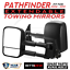 Bettaview-Extendable-Caravan-Towing-Mirrors-Nissan-Pathfinder-2004-TO-2013 thumbnail 1