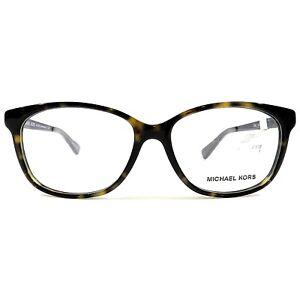5f09303885 New Michael Kors Eyeglasses RX Frame MK 4035 3202 AMBROSINE Tortoise ...