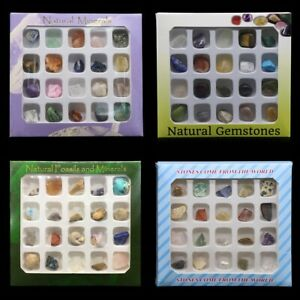 Natural-Quartz-Polished-Ore-Raw-Gemstone-Chakra-Healing-Stone-Minerals-Specimen