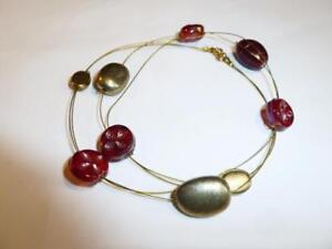 Illusion-Collier-avec-rouge-fait-a-la-main-bijoux-en-perles-cg1085