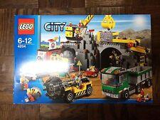 NEW LEGO City The Mine Mining 4204- Hard To Find- NISB