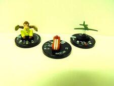 SUPERMAN & LEGION OF SUPER HEROES TOY SET AIRPLANE - CAR - MONKEY