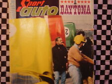 revue SPORT AUTO 1966 / POSTER MUSTANG SHELBY / DAYTONA/ LANCIA FULVIA HF / n°51