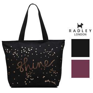 Radley-London-Womens-Large-Canvas-Tote-Bag-Sparkle-or-Shine
