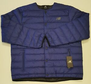 ee5c6d52cbf19 Image is loading New-Balance-247-Luxe-Snap-Down-Jacket