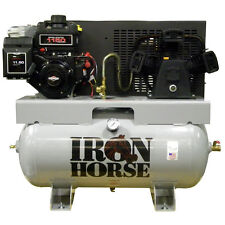 Iron Horse 8-HP 30-Gallon Single Stage Truck Mount Air Compressor