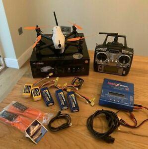 2019 Nouveau Style Sky Hero Anakin Rc Racing Drone Bundle Flysky émetteur Batteries Chargeur Plus-afficher Le Titre D'origine