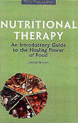 (Good)-NUTRITIONAL THERAPY (NEW PERSPECTIV (New Perspectives Series) (Paperback)